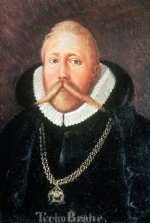Tycho Brahe: 1546 - 1601