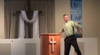 Pugilistic Pastor