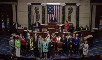 House Dems Sit-In